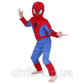 Костюм человек паук, карнавальные, детские карнавальные костюмы арбуз, карнавальная продукция - Интернет-магазин UkrLine в Киеве