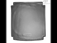 Коврик в багажник Mercedes GL (X164) (06-12) полиур. (NORPLAST)