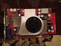 ВИДЕОКАРТА Pci-E MSI GeForce 6700 XL на 128 MB DDR3 с ГАРАНТИЕЙ ( видеоадаптер 6700xl 128mb 128bit )