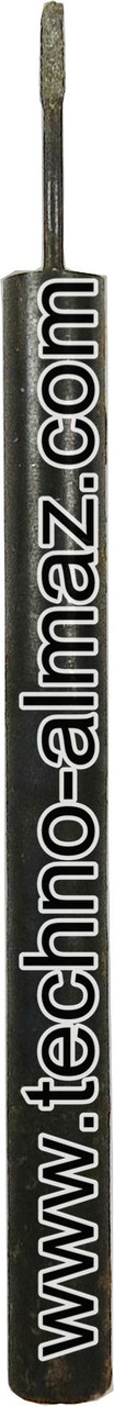 Алмазная головка D 0,6 мм