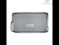 Коврик в багажник Daewoo Matiz HB (05-) полиур.