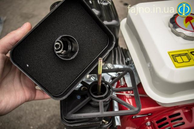 Двигатель бензиновый Победит ПБД-168 воздушный фильтр