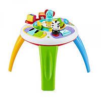 Fisher-Price Развивающий музыкальный столик Сафари Silly Safari Musical Activity Table