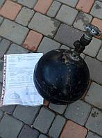 Баллон шар 7,4 литра , высокого давления 350 атм Для заправки РСР винтовок. Рабочее давление 350 атм