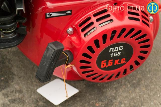 Двигатель бензиновый Победит ПБД-168 стартер