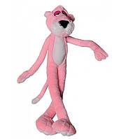 Плюшевая игрушка Пантера розовая 80 см №2, Р11-18(пантера мягкая игрушка)