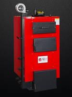 Котел на твердом топливе длительного горения КТ-1Е Altep (Альтеп) 15-45 кВт