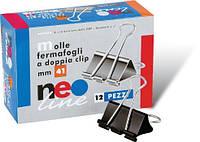Биндеры Neo Line 41мм за 12шт 3606 (12) &&