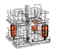 Двухуровневый поднос для бутылок с системой сушки LB32DS