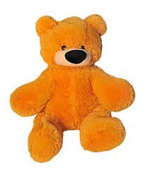 Мягкая игрушка: Плюшевый медведь Бублик, 45 см, Медовый