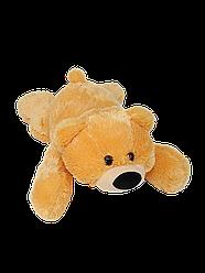 Мягкая игрушка: Плюшевый медведь Умка, 45 см, Медовый