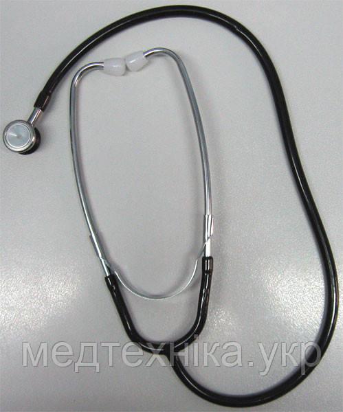 Стетоскоп двухсторонний KJ-502A для аускультации сердца, лёгких, сосудов и желудочно-кишечного тракта