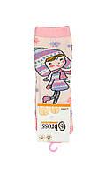 Модные детские носки на девочку 14-18