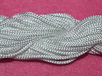 Капроновый шнур 2 мм белый 20202
