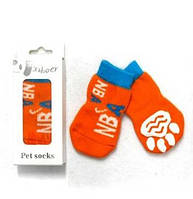 """Носочки для собак """"NBA"""" ТМ DOBAZ"""