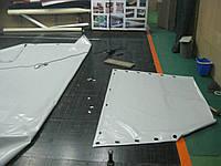 Полог из ПВХ ткани на ГАЗ