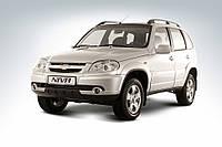 Усилители порогов Niva Chevrolet / Нива Шевролет ВАЗ 2123 левый правый