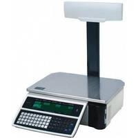 Весы с чекопечатью DIGI SM-100P Plus 6 кг