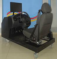 Автотренажер легкового автомобиля МАРКОН «Ланос - 124»