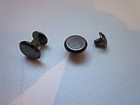 Винт ременной 10 х 6 мм тёмный никель