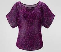 Блузка женская размер 44/46 евро Tchibo
