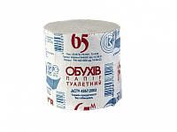 Бумага туалетная Обухов 1-но слой 65м/1рул