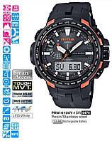Часы CASIO PRO TREK PRW-6100Y-1ER оригинал