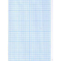 Бумага масштабно-координатная * А3 65гр (1л)