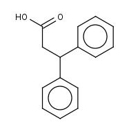 3,3-Дифенилпропионовая кислота