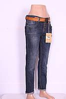Модные женские джинсы бойфренды Red Sold( код 1181)