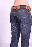 Модные женские джинсы бойфренды Red Sold( код 1181), фото 6