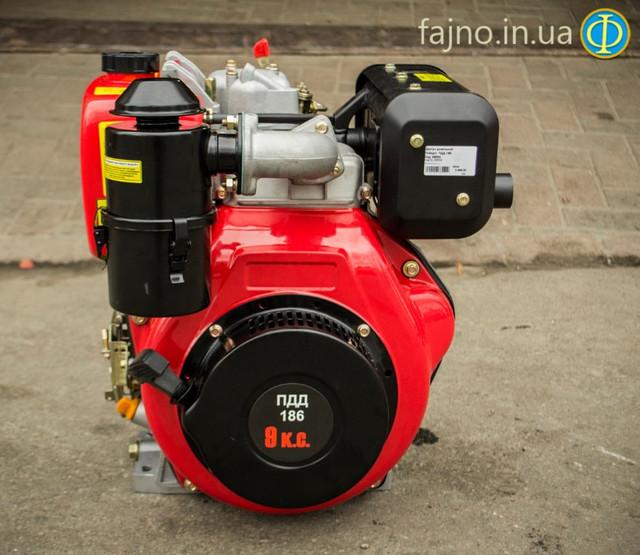 Дизельный двигатель Победит ПДД -186 фото 1