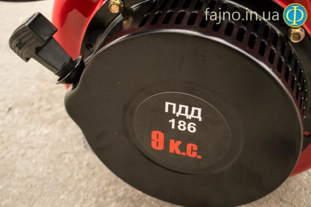 Дизельный двигатель Победит ПДД -186 фото 2