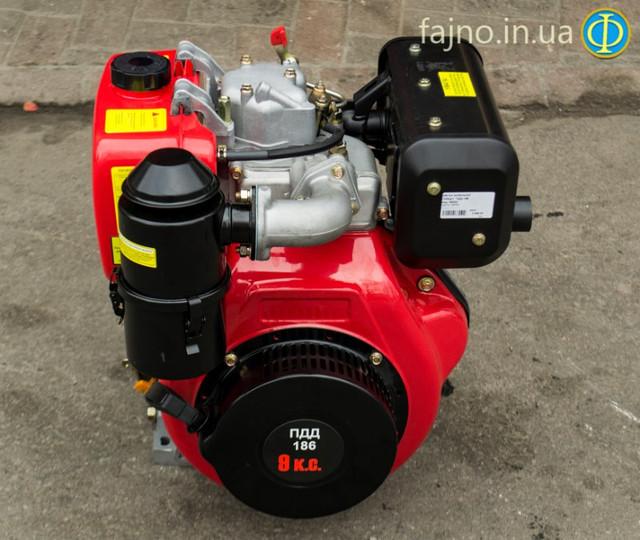 Дизельный двигатель Победит ПДД -186 фото 7