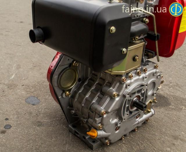 Дизельный двигатель Победит ПДД -186 фото 3
