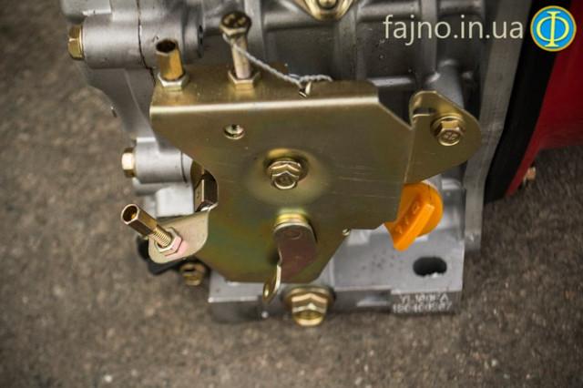 Дизельный двигатель Победит ПДД -186