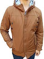 Мужская зимняя куртка парка, размер S-М 46-48, фото 1