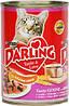 Консервы Darling для кошек с гусем и почками, 400 г