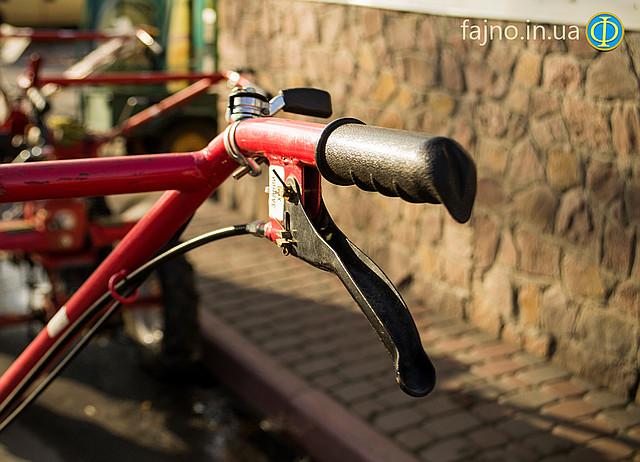 Мотоблок дизельный Победит 2012Д фото 6