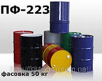 ПФ-223 Эмаль (повышенной твердости) для окраски металлических, деревянных и других поверхностей