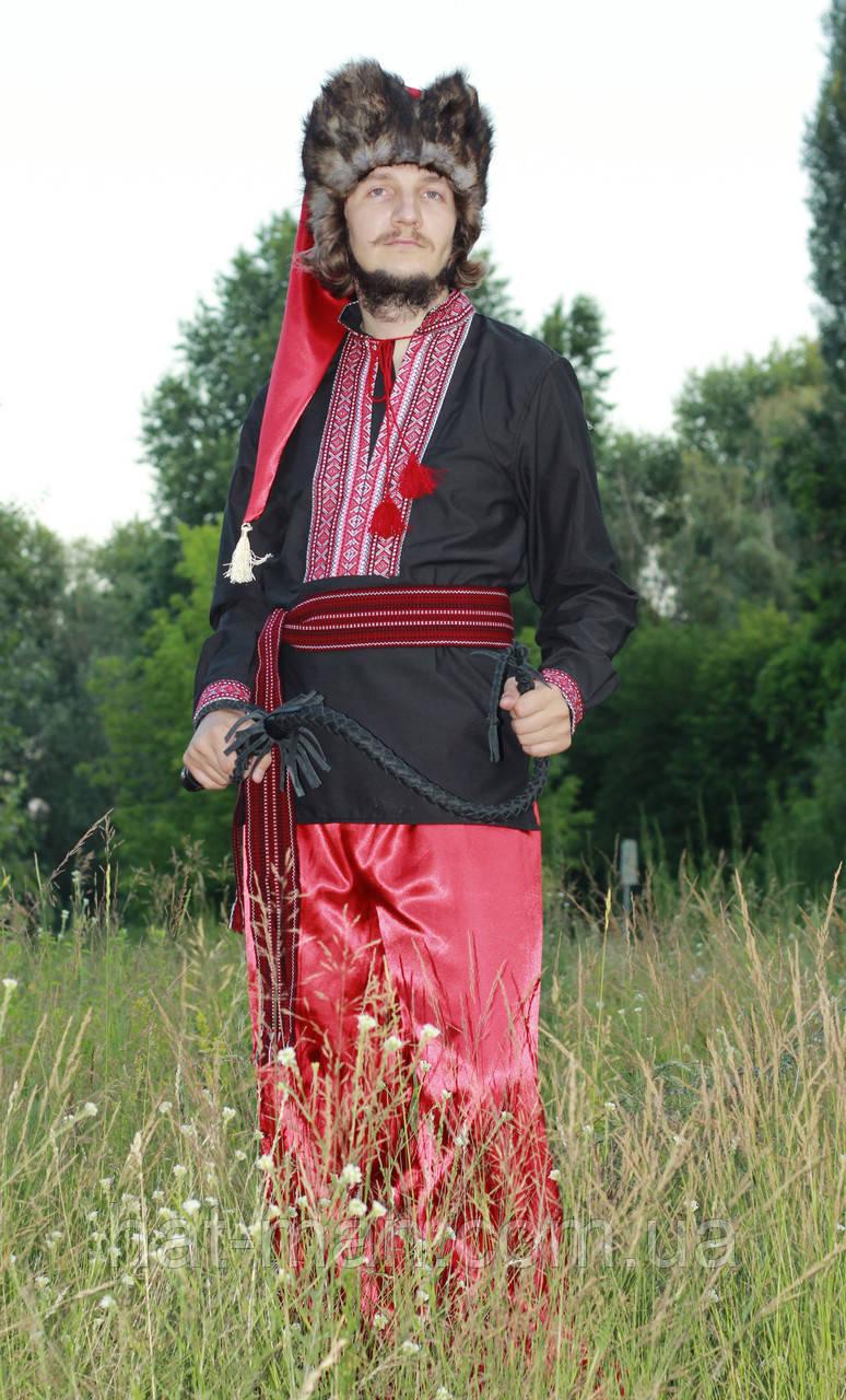 Костюм козака, атамана
