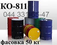 КО-811 эмаль (+400°С) для защитно-декоративной окраски стальных и титановых поверхностей изделий и конструкций