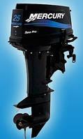 Човновий мотор Mercury 25 ML SeaPro