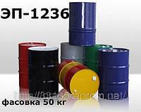 Эмаль ЭП-1236 для нанесения на стальные и алюминиевые поверхности с целью защиты их от коррозии