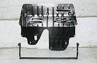 Защита картера двигателя и кпп Skoda Fabia II 2007-