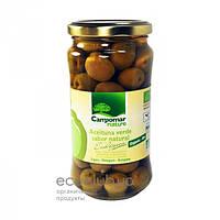 Оливки зеленые органические Campomar Nature 350г