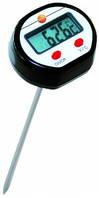 Testo 1110 мини термометр с погружным зондом 133 мм