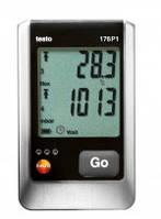Testo 176 P1 регистратор абсолютного давления, влажности и температуры