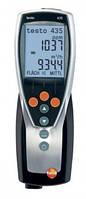 Testo 435-4 измерение всех параметров микроклимата