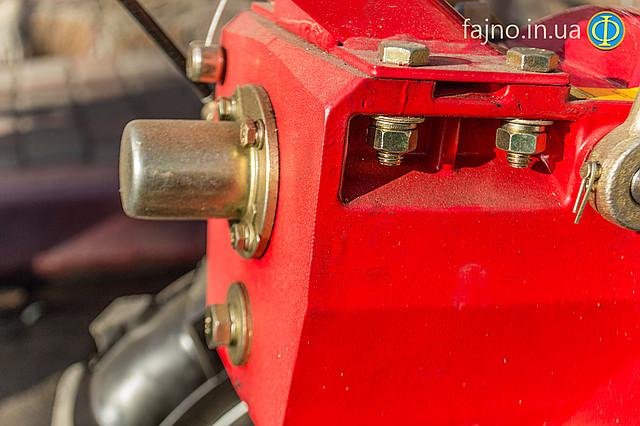 Мотоблок дизельный 2070Д ― вал отбора мощности